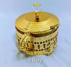 Ethiopian Eritrean Arabic Coffee Table Set Rekebot we have gold and silver