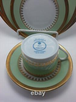Haviland OASIS 5 pieces Dinner, Dessert, Bread/Butter plates & cup/saucer