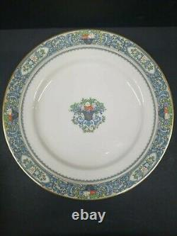 Lenox Autumn Plates Set (51) Dinner Service Tray Cup Saucer Gold Backstamp USA