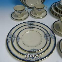 Lenox China Presidential Columbia Plates/Cups/Saucer 6 Place Settings 30 Pcs