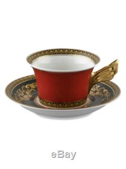 Rosenthal Versace MEDUSA Low Cup & Saucer Set